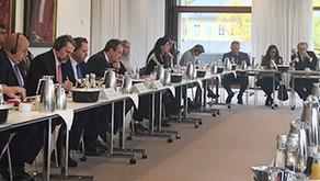 Dias Toffoli participa de mesa-redonda no Tribunal Constitucional da Alemanha