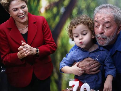 Um ano depois, PF ainda não devolveu tablet do neto de Lula