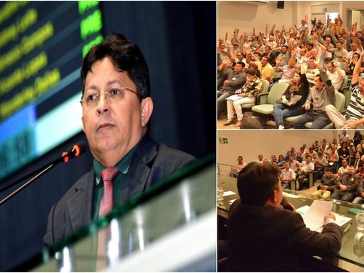 Sinésio Campos destaca ações visando impedir privatização da Amazonas Energia
