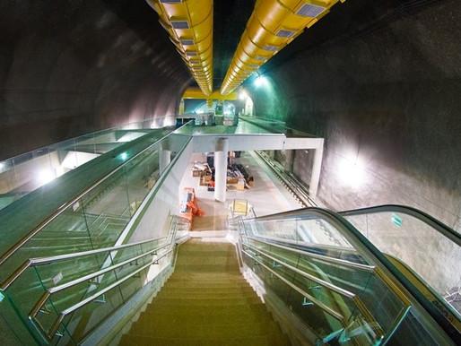 Ministro das Cidades visita obras do VLT e Linha 4 do metrô no Rio