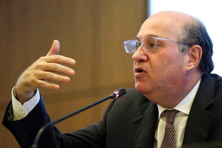 Presidente do Banco Central, Ilan Goldfajn, defende continuidade de reformas no BrasilMarcelo Camargo/Arquivo/Agência Brasil