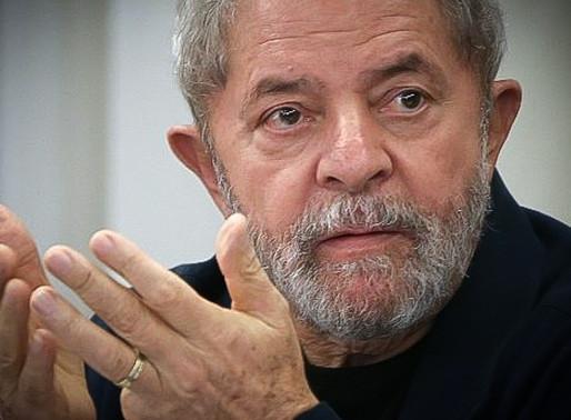 """Lula: """"O povo não quer armas, quer empregos e salários"""""""