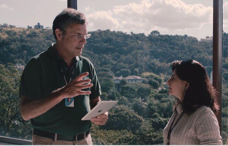 Equipe do professor Ricardo Gazzinelli descobriu vacina canina para leishmaniose - Divulgação/TV Brasil