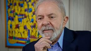 """Lula: """"Biden tem de entender que a América Latina tem direito de crescer"""""""