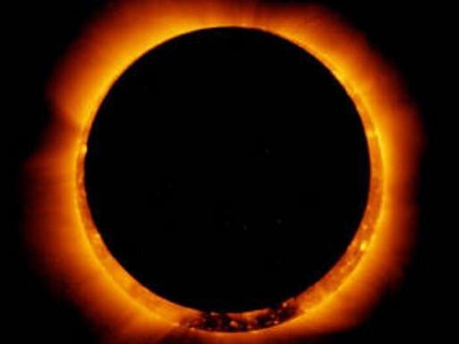 Eclipse solar poderá ser visto no céu do Brasil