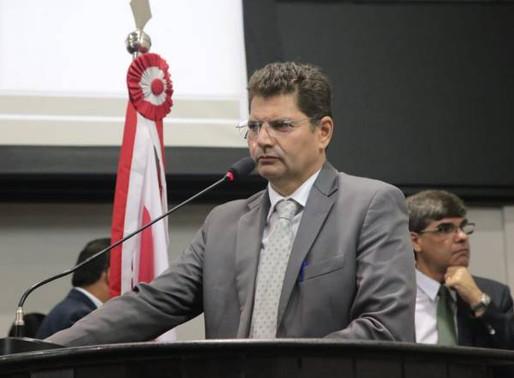 Ozório Juvenil é o novo presidente da Comissão de Fiscalização da Covid-19 na Alepa