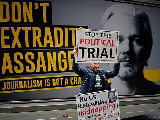 Artigo | Liberdade para Assange