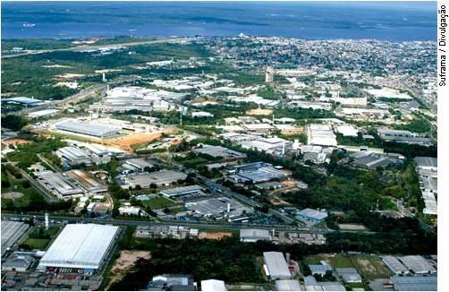 Distrito Industrial de Manaus