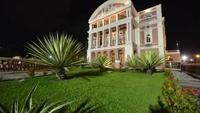 """""""Influência Amazônica"""" propõe reflexão sobre a natureza e cultura da região, no Teatro Amazonas"""