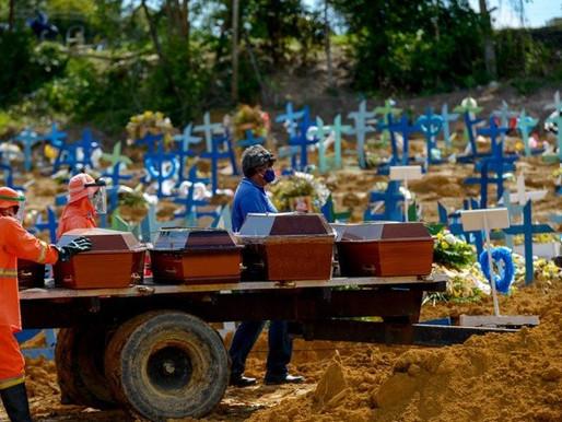 ONU denuncia Bolsonaro por ameaçar a vida de milhões