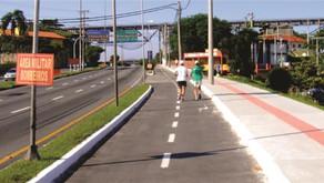 """Ciclovias e calçadas são obrigatórias em rodovias """"urbanas"""""""