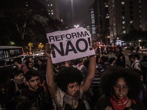 PGR: Reforma do Ensino Médio proposta por Temer é inconstitucional