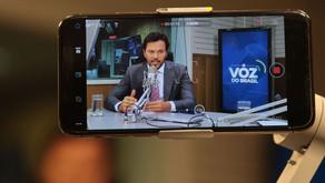 Leilão do 5G brasileiro acontecerá até julho, afirma Fábio Faria