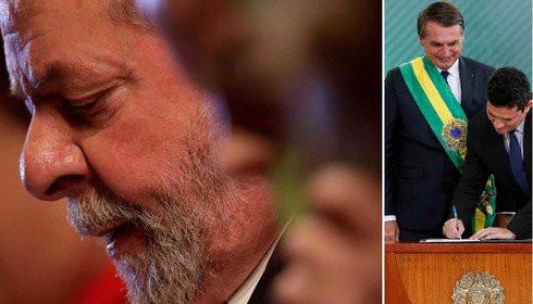 As 10 evidências da perseguição de Moro a Lula