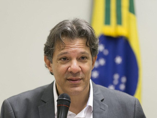 Fernando Haddad: No Brasil de Bolsonaro, faltam caixões, e dá muita raiva