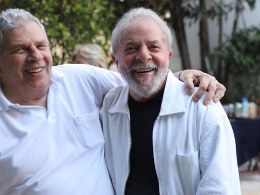 Arbítrio: Justiça e PF impedem Lula de velar seu irmão