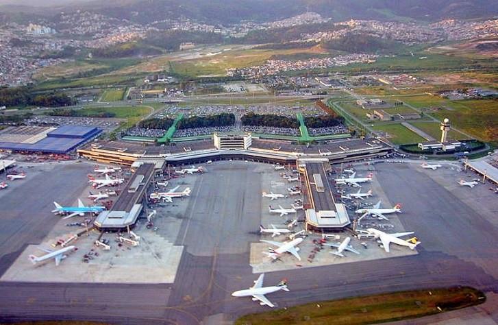Na comparação com igual período de 2014, o aeroporto de Guarulhos, foi o que mais evoluiu EBC