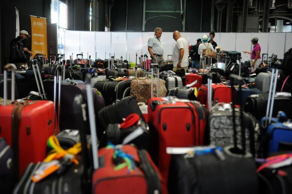 Pesquisa foi feita em Orlando, nos Estados Unidos, pelo alto fluxo de turistas brasileiros na cidade  (Tânia Rego/Agência Brasil)