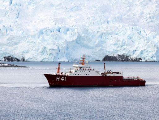 Brasileiros pesquisam as riquezas da Antártica