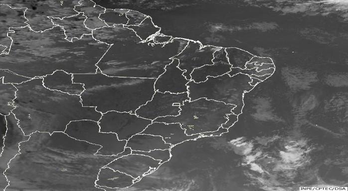 Software livre promoverá acesso, processamento e visualização de dados meteorológicos Divulgação/Inpe