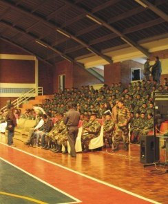 Foto: Ibama -   Prevfogo/Ibama - Mais de 250 militares receberam capacitação em La Paz