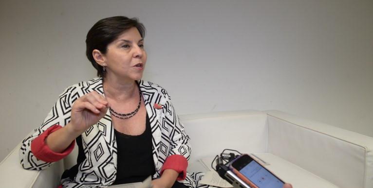 Para a ministra Tereza Campello, hoje o Brasil é outro país porque foi capaz de criar políticas estruturais para combater à fome e à miséria. Foto: Blog do Planalto