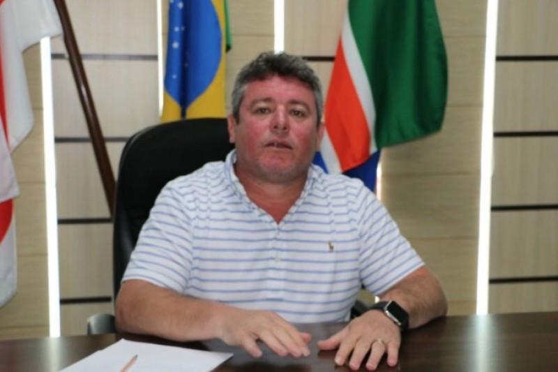 prefeito de Lábrea (AM), Gean Campos de Barros.