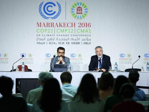 Brasil defende rapidez para regulamentar Acordo de Paris