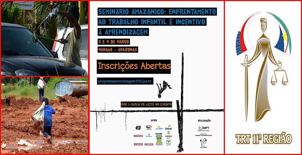 Fotos: Marcello Casal Jr. E Valter Campanato/Agência Brasil e imagens: TRT11