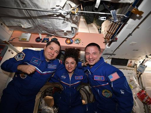 Souyz MS15: a tripulação está pronta para voltar `a Terra