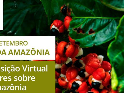 Especial: Exposição Virtual Olhares Sobre A Amazônia
