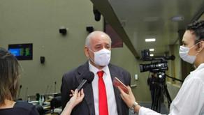 Deputado Serafim sobre Bolsonaro: 'sempre é hora de reagir aqueles que tramam contra a democracia