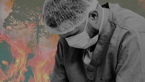 Período de queimadas na Amazônia tem 28 mil hospitalizações por problemas respiratórios
