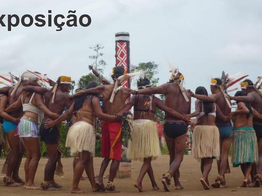 """Museu Amazônico da Ufam apresenta a exposição """"Makú tá muraki: a arte Baré fazendo intercâmbio com o"""