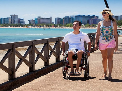 Cidades acessíveis e turismo inclusivo