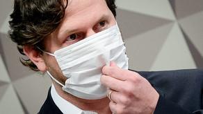 Em silêncio, diretor da Precisa reforça crimes no Ministério da Saúde