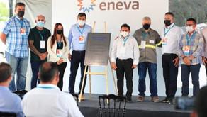 Em inauguração de usina no campo do Azulão, Wilson Lima destaca avanços no mercado de gás