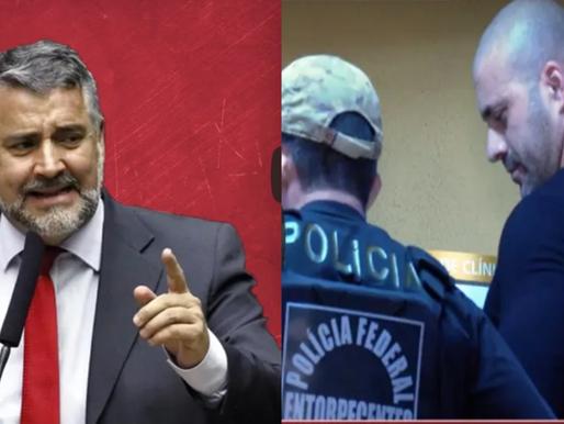 Prisão de Daniel Silveira é uma resposta ao autoritarismo e ao desprezo pela democracia