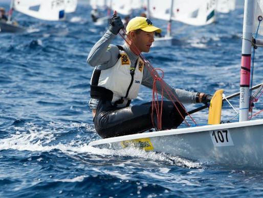 Robert Scheidt é prata na Itália e mira Mundial no Canadá