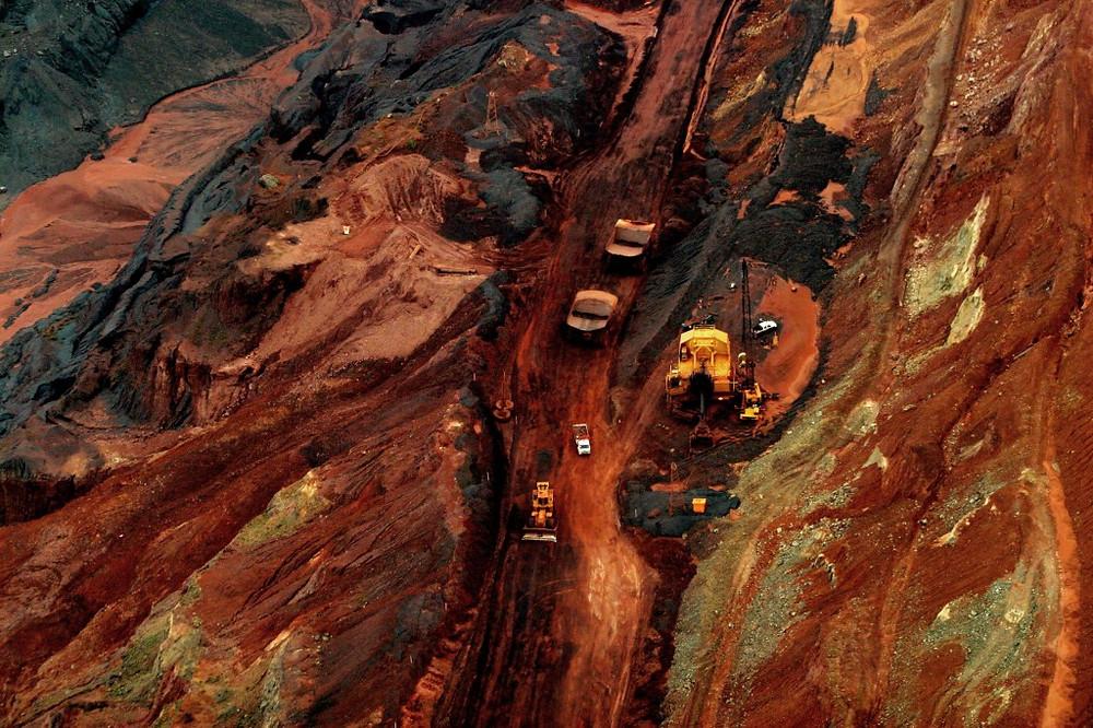 O que é um Megaempreendimento na Amazônia? Mineração Carajás da Vale no Pará (Foto: Alberto César Araújo)