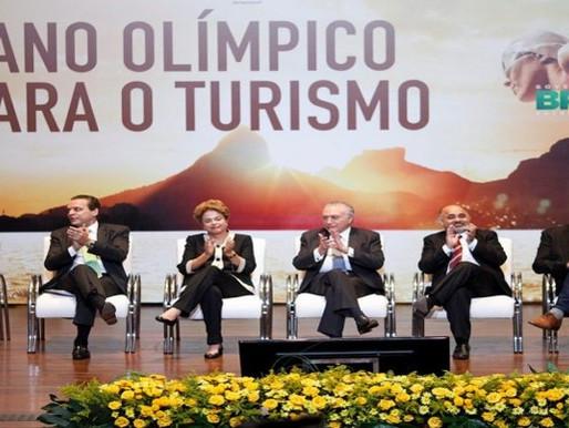 Governo aposta em potencial do Rio 2016 para consolidar o Brasil como destino turístico