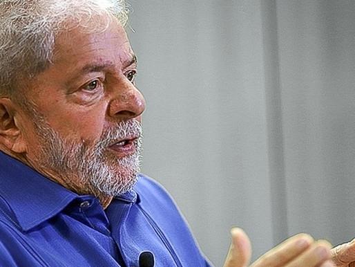 TRF-4 paralisa ação da Lava Jato contra Lula