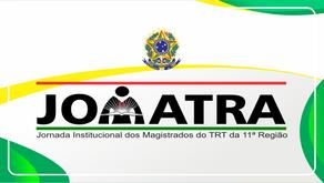 XII Jornada institucional dos magistrados do TRT11 acontecerá entre 14 e 18 de outubro