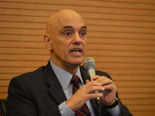 Constituinte é totalmente desnecessária, diz Alexandre de Moraes