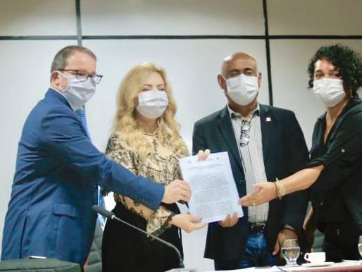 Alepa debate projeto de apoio às mulheres vítimas de violência e violação do direito à moradia