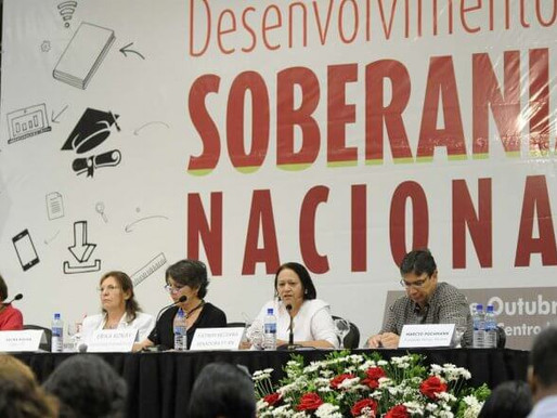 Sem educação pública, não há desenvolvimento nem soberania