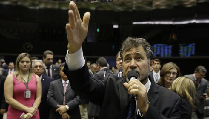 deputado Zé Geraldo (PT-PA)