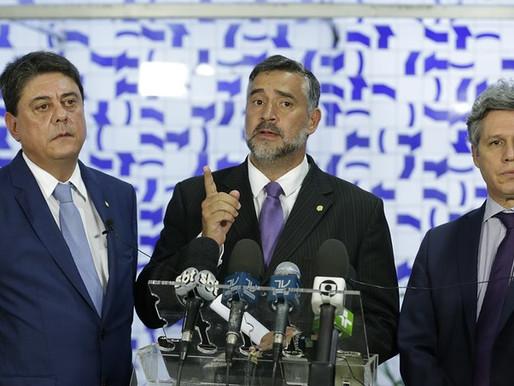 Pimenta e Paulo Teixeira denunciam Lava Jato como esquema criminoso e pedem punição a Dallagnol