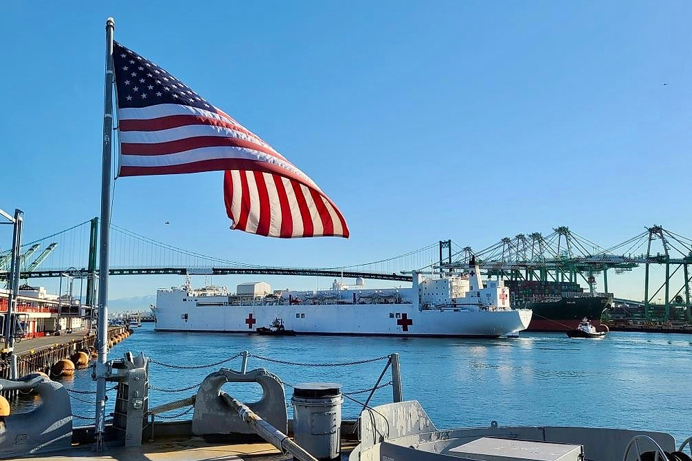 Foto (Crédito: Foto da Marinha dos EUA/Fotos Públicas)
