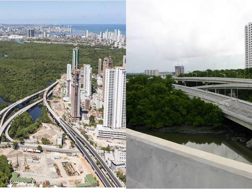 Dilma inaugura nesta quinta (21) a pista leste da Via Mangue - a maior obra de mobilidade das última